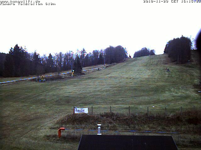 Skigebiet Bödefeld Hunau - Webcam 1