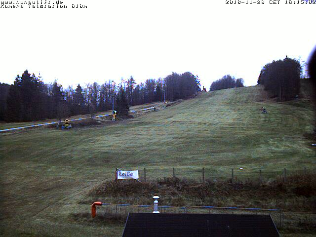 Webcam Skigebiet Schmallenberg B�defeld - Hunaulift cam 2 - Sauerland