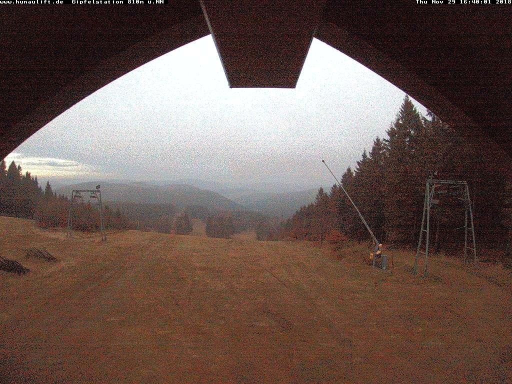 Webcam Skigebiet Schmallenberg Bödefeld - Hunaulift Sauerland
